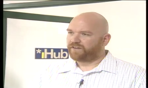 iHub Opens